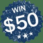 Win $50