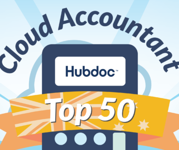 Hubdoc Top 50 Cloud Accountants of 2018 in Australia